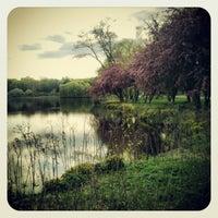 Photo taken at Lakewood Cemetery by Ericka B. on 4/20/2012