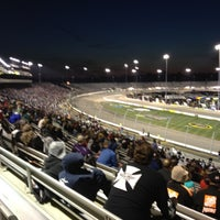 Photo taken at NASCAR Nationwide Series Garage-Richmond by Dave D. on 4/28/2012