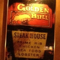 Photo taken at Golden Bull Restaurant by Phil B. on 6/25/2012