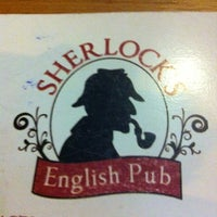 Photo taken at Sherlock's Pub by Igor C. on 7/12/2012