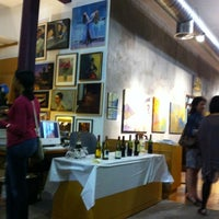 Photo taken at Art Zone 461 by G F. on 6/2/2012