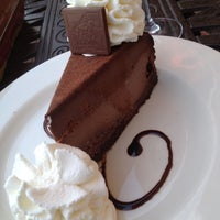 Photo taken at The Cheesecake Factory by Jessica P. on 6/9/2012