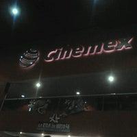 Foto tomada en Cinemex por Alonso S. el 7/2/2012
