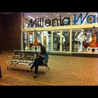 Photo taken at Millenia Walk by gilda r. on 9/13/2012