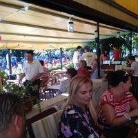 Photo taken at Pálma Pub by Károly D. on 8/20/2012