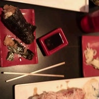 Photo taken at IOU Sushi by Kammie H. on 5/11/2012