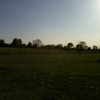 Photo taken at Maxwell Park Disc Golf Course by Kevin F. on 4/11/2012