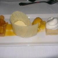 Photo taken at Harry Waugh Dessert Room by Javier V. on 8/4/2012