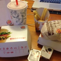 Photo taken at Burger King by Suzanne X. on 7/7/2012
