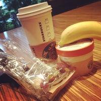 Photo taken at Starbucks by Michael B. on 3/27/2012
