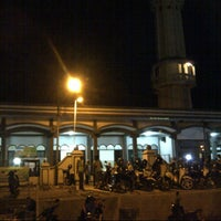 Photo taken at Masjid Agung Baitussalam by iwan M.D T. on 8/1/2012