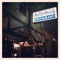 Photo taken at Heidelberg Restaurant by Anthony S. on 4/17/2012