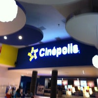 Photo taken at Cinépolis by Alex P. on 6/5/2012