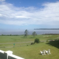 Photo taken at Samoset Resort by Peter V. on 7/2/2012