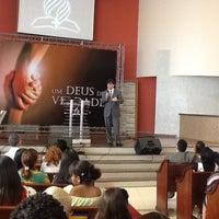 Photo taken at Igreja Adventista do Sétimo Dia by Edward T. on 6/9/2012