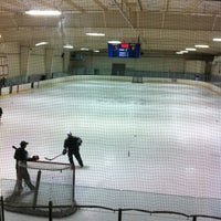 Photo taken at Marietta Ice Center (MIC) by Kevin C. on 6/10/2012