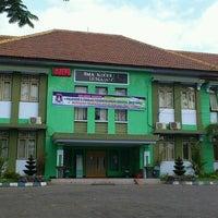 Photo taken at SMA Negeri 2 Lumajang by Ellen D. on 7/20/2012
