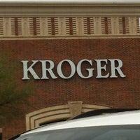 Photo taken at Kroger by Barbara K. on 3/11/2012