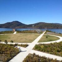 Photo taken at Hinze Dam by Ronaldo A. on 7/31/2012