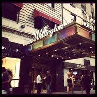 Photo taken at Wellington Hotel by Nik on 8/8/2012