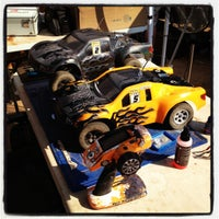 Photo taken at R/C Madness by Kyri S. on 8/5/2012