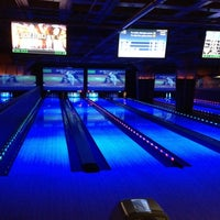 Photo taken at Lucky Strike Lanes by Jim P. on 7/30/2012