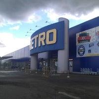 Photo taken at Metro Cash & Carry by Геннадий Р. on 9/8/2012