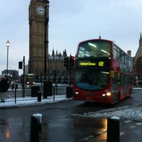 Photo taken at Parliament Square by Yue Z. on 2/5/2012