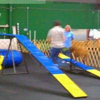 Photo taken at Nashville Dog Training Club by Cindy L. on 3/13/2012