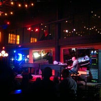 Photo taken at Blue Moon Piano Bar by Nick N. on 3/8/2012