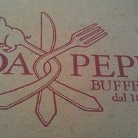 Photo taken at Buffet da Pepi by Ton Z. on 6/21/2012