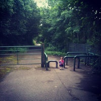Photo taken at Taff Trail by Paul E. on 8/12/2012