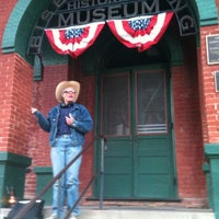 Photo taken at Bisbee Mining and Historical Museum by Terri T. on 2/26/2012