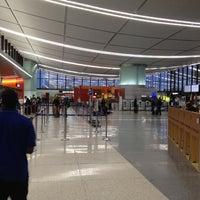 Photo taken at Terminal C by Daniel B. on 4/9/2012