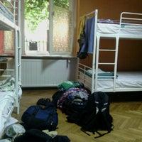 Photo taken at Kismet Dao Hostel by Uzun Yolun Kısası on 8/9/2012