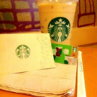 Photo taken at Starbucks by Kittisak T. on 6/1/2012