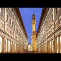 Photo taken at Uffizi Gallery by Екатерина Б. on 3/9/2012