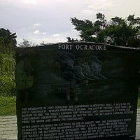 Photo taken at Fort Ocracoke and Civil War Museum by Barbara R. on 8/24/2012