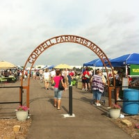 Photo taken at Coppell Farmers Market by Kristi W. on 5/26/2012
