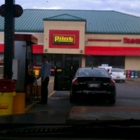 Photo taken at Pilot Travel Center by LandLDistribution D. on 4/25/2012