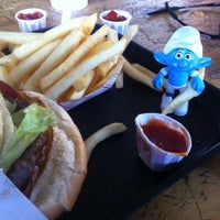 Photo taken at Big Daddy's Burgers by Tori on 7/22/2012