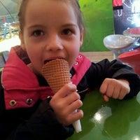Photo taken at Artigiana Gelati by Botond S. on 3/30/2012