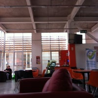 Photo taken at Cafetería Duoc UC by Katherine R. on 7/23/2012