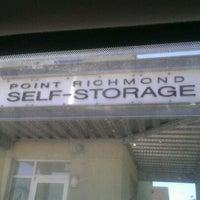 ... Photo Taken At Point Richmond Self Storage By Qiana R. On 4/21/ ...