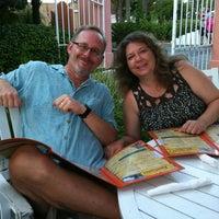 Photo taken at Calypso Joe's Caribbean Grille by Kandice M. on 8/1/2012