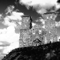 Photo taken at Reculver Towers and Roman Fort by Junkfoodjo on 7/29/2012