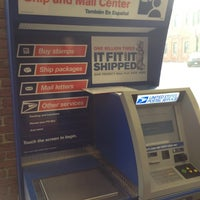 Photo taken at US Post Office by ChrisDara on 2/19/2012