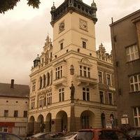 Photo taken at Masarykovo náměstí by Ladislav B. on 6/1/2012