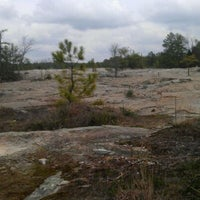 Photo taken at Arabia Mountain Trail by @byDonnaShana on 2/18/2012