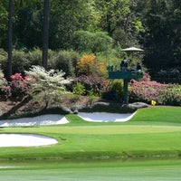 Photo taken at Augusta National Golf Club by Sajo R. on 4/3/2012